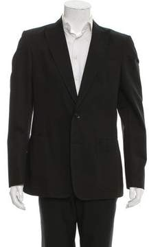 Just Cavalli Peak-Lapel Two-Button Blazer