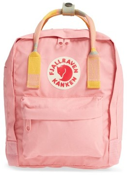 Fjallraven Mini Kanken Backpack - Pink