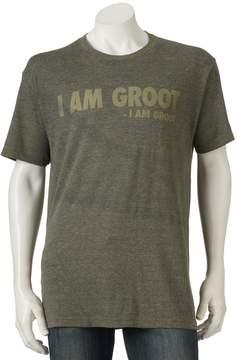 DAY Birger et Mikkelsen Kohl's Men's Marvel I Am Groot Guardians of the Galaxy Tee
