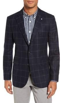 Gant Men's O2. The Check Wool Blend Blazer