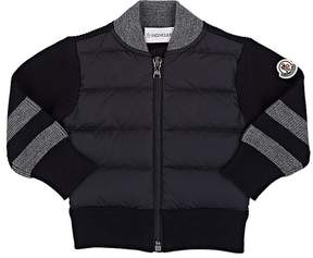 Moncler Infants' Down-Quilted Tech-Taffeta Cardigan
