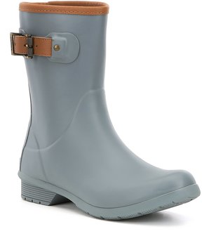 Chooka City Solid Hardware Mid Rain Boots