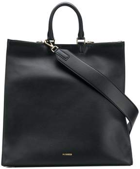 Jil Sander large tote bag