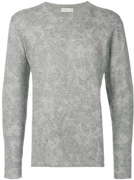 Etro paisley pattern sweater
