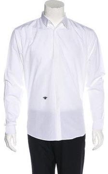 Christian Dior Bee Dress Shirt