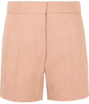 Joseph Windsor Canvas Shorts - Beige