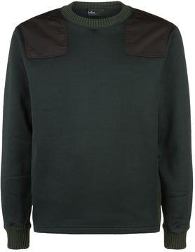 Kolor Patchwork Neoprene Sweatshirt
