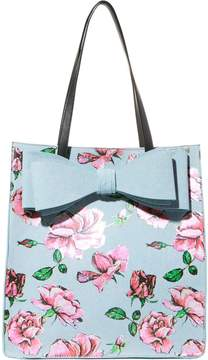 Betsey Johnson BOWRIFFIC SHOPPER TOTE