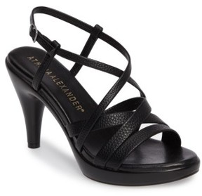 Athena Alexander Women's Gabrielaa Cross Strap Sandal