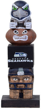 Evergreen Seattle Seahawks Tiki Totem