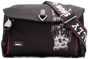 Bally x-ray print belt bag