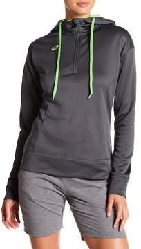 Asics Funnel Collar 1/2 Zip Pullover