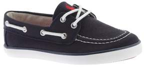Polo Ralph Lauren Boys' Sander Boat Shoe - Big Kid