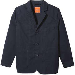 Joe Fresh Men's Unstructured Blazer, JF Midnight Blue (Size S)
