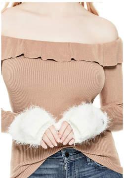 GUESS Clara Fingerless Gloves