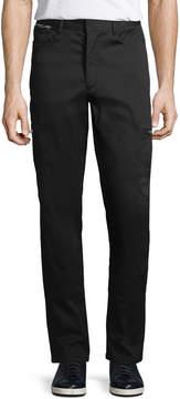 Karl Lagerfeld Paris Zipper-Pocket Cargo Pants