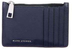 Marc Jacobs Metallic Leather Wallet