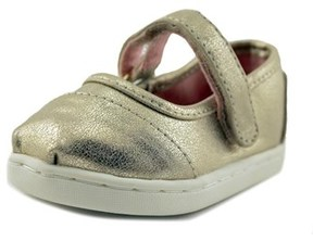 Toms Mary Jane Round Toe Synthetic Mary Janes.