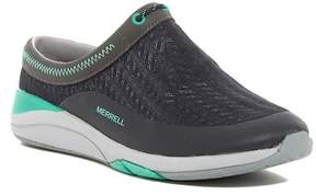 Merrell Applaud Mesh Slide Sneaker