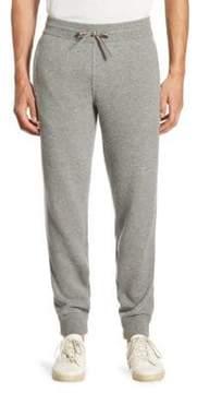 Loro Piana Knit Banded Cashmere Pants