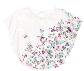 Epic Threads Butterfly-Print Circle Top, Big Girls, Created for Macy's