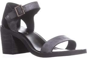 Kelsi Dagger Brooklyn Linden Ankle Strap Sandals, Black.