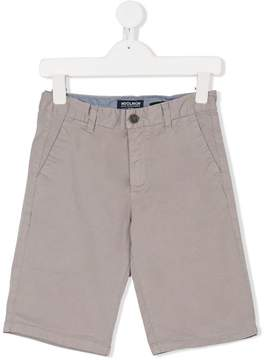 Woolrich Kids classic chino shorts