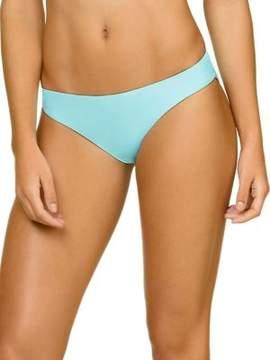 Pilyq Ruched Bikini Bottom