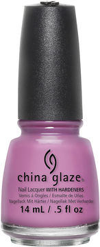 CHINA GLAZE China Glaze Dance Baby Nail Polish - .5 oz.