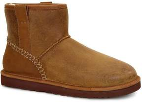 UGG Men's Classic Sherpa Slip-On Boots