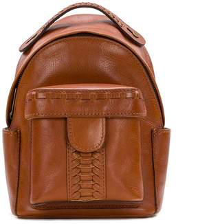 Patricia Nash Heritage Collection Matelica Convertible Backpack