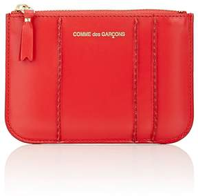 Comme des Garcons Men's Raised Spike Small Zip Pouch