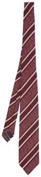 Dunhill Striped silk-blend tie