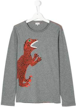 Paul Smith T-rex print T-shirt