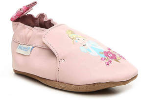 Robeez Girls Cinderella Infant Crib Shoe