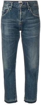 Citizens of Humanity Emerson boyfriend cropped jeans