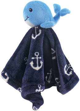 Hudson Baby Whale Security Blanket
