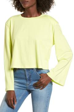 BP Shoulder Pad Tee