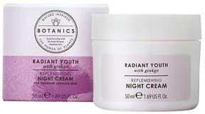 Botanics Radiant Youth Night Cream