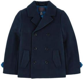 Scotch & Soda Cotton reefer jacket