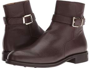 Del Toro Leather Zip Chelsea Boot Men's Boots