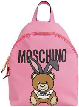 Moschino Small Teddy Playboy Backpack