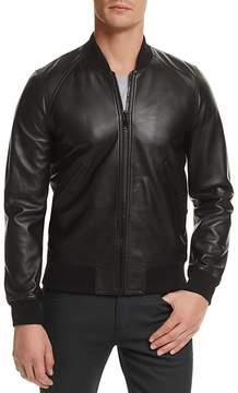 Sandro Fire Leather Jacket