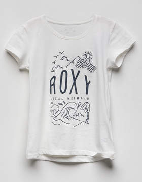 Roxy Scenic Girls Tee