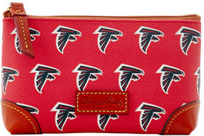 NFL Falcons Cosmetic Case