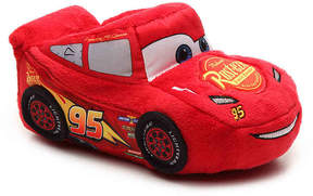 Disney Boys Cars Lightning McQueen Toddler Slipper