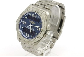 Breitling Aerospace Avantage Titanium Quartz Watch
