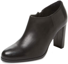 LK Bennett L.K.Bennett Women's Leela Leather Ankle Bootie