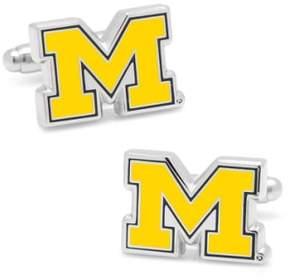 Cufflinks Inc. Men's Cufflinks, Inc. 'Michigan Wolverines' Cuff Links