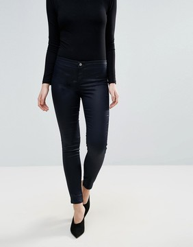 French Connection Night Jeather Second Skin Leggings